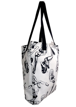 MARTINE Pinup Girls Tote