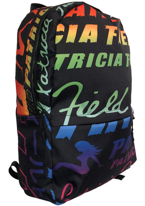 Rainbow Logo Backpack
