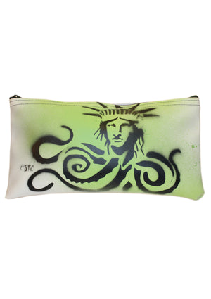 Statue of Liberty Octopus Clutch