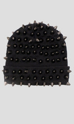 StudMuffin NYC x 20g NY Robbery Beanie - Full Black Spike