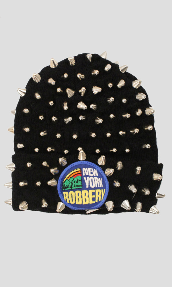 StudMuffin NYC x 20g NY Robbery Beanie - Full Silver