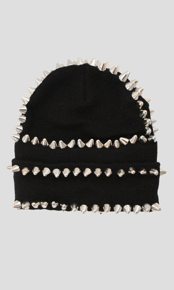 StudMuffin NYC x 20g NY Robbery Beanie - Half Silver