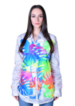 Rainbow Palm Tree Shirt