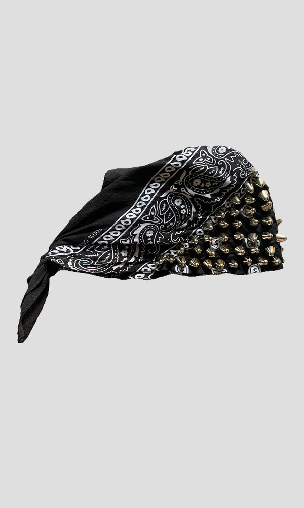 Billy Studded Bandana