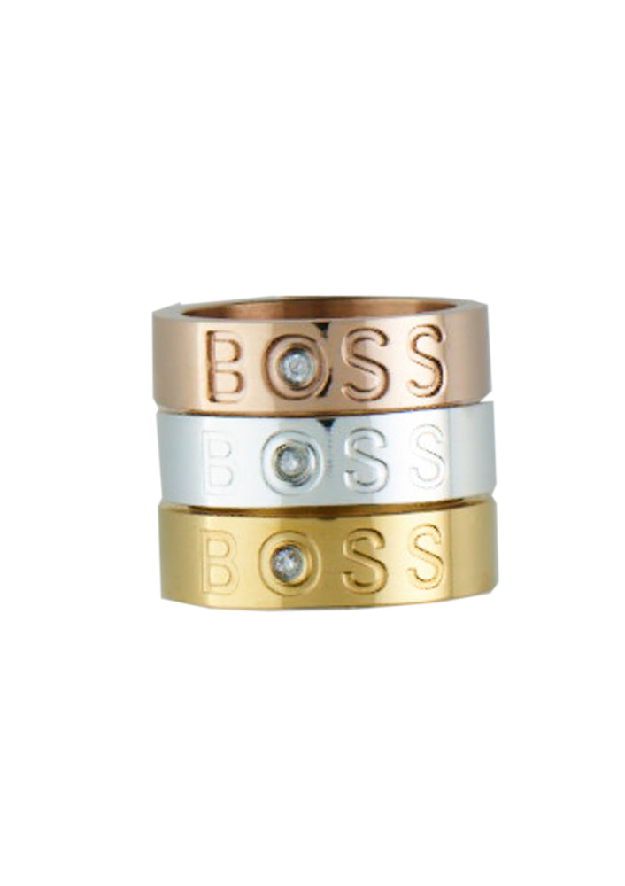 BOSS Bling Ring
