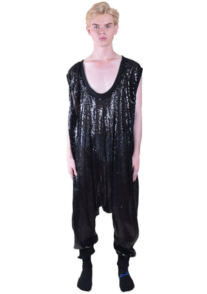 DOPE Sequin Jumper
