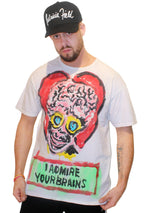 I Admire Your Brains Tee