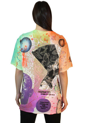 All Over The World Tee