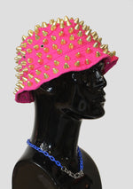 All Over Studded Bucket Hat
