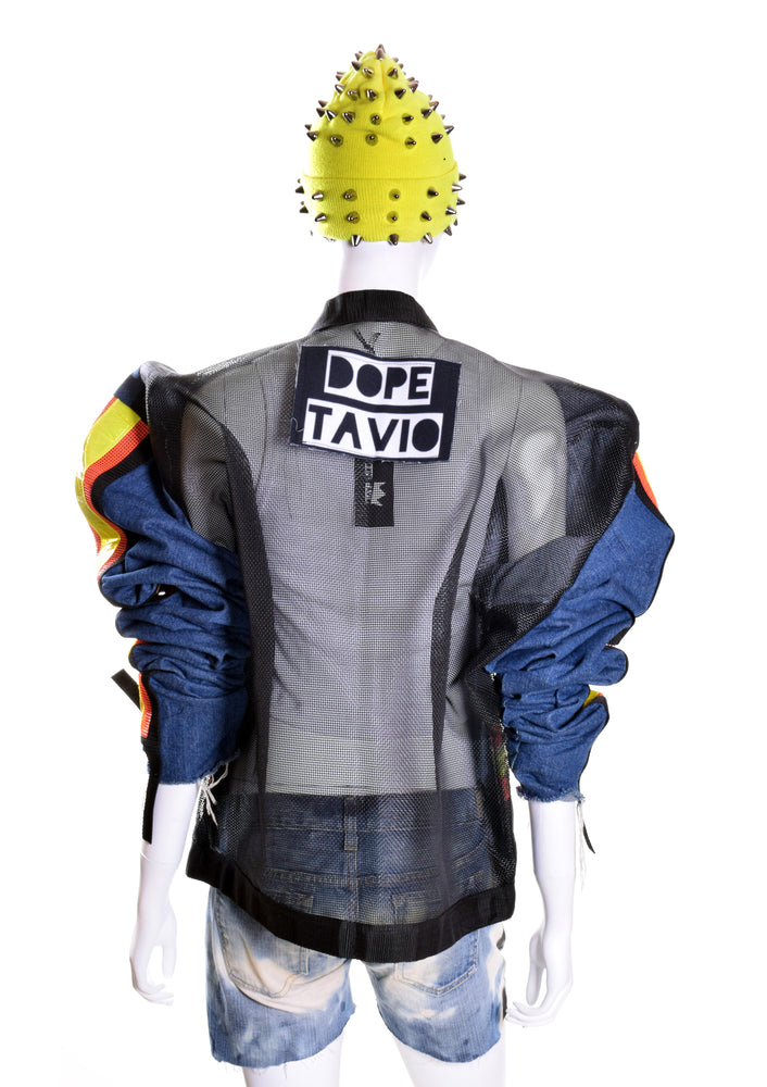 DOPE Reflector Denim Jacket