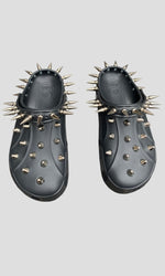 Punk Rock Crocs