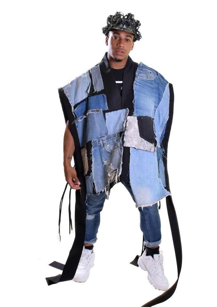 DOPE Jeans Poncho
