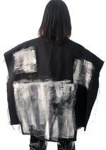 DOPE Patch Crop Poncho