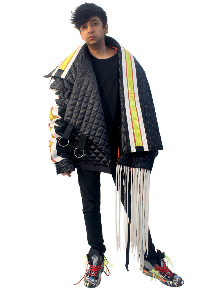 DOPE One Sleeve Poncho