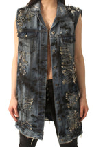 DOPE Oil Slick Pin Vest