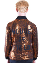 Copper House of Field Sequin Jacket