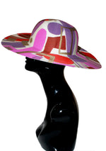 Abstract Sunday Sun Hat