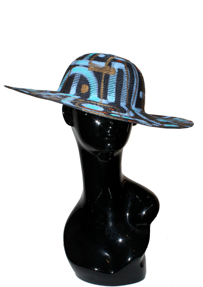 Blue Nile Sun Hat