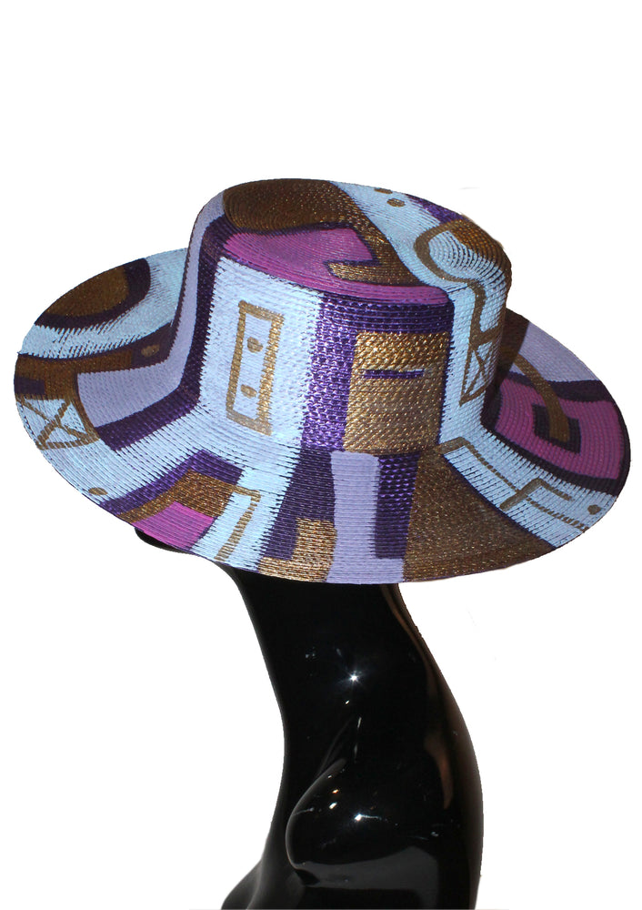 Mx Easter Boater Hat