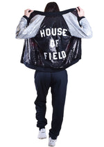Black & Silver House of Field Jacket