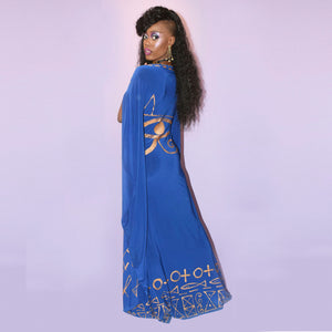 'Anibus' Long Maxi Dress
