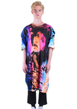 Kate Bush Colorful Long Tee