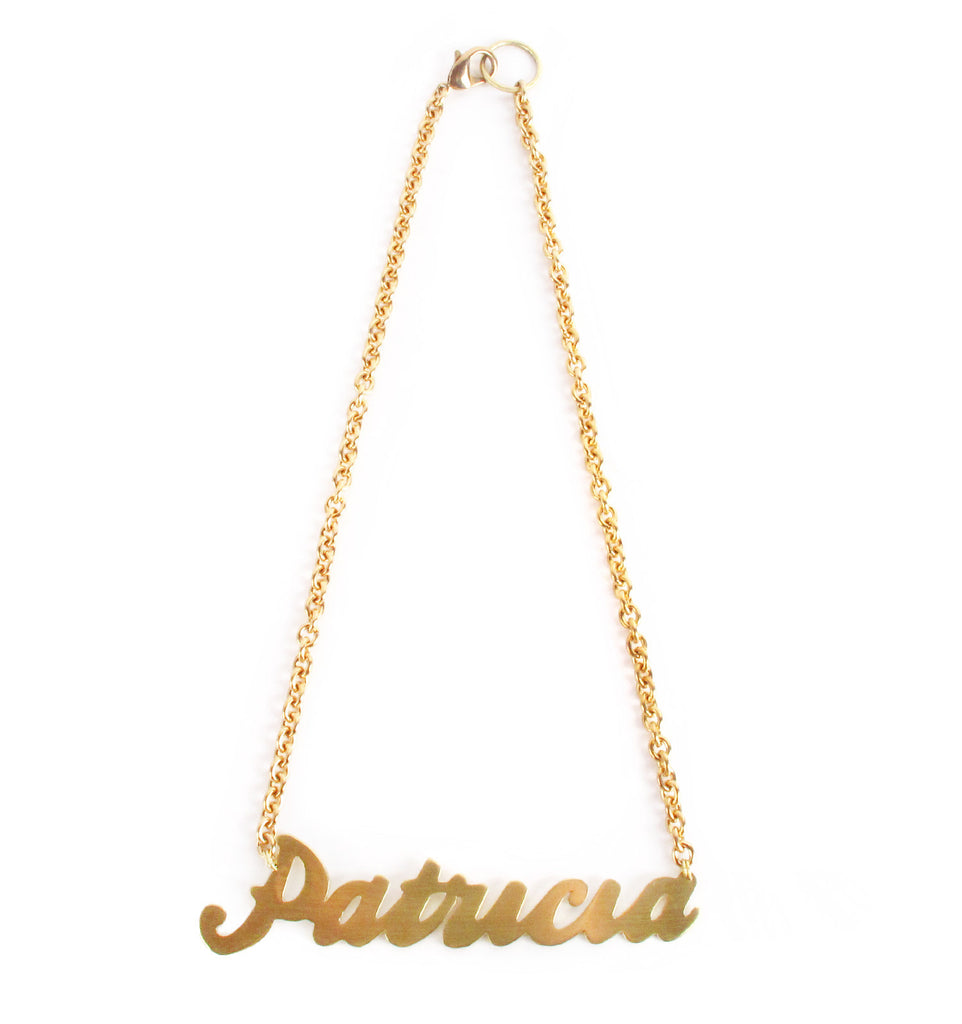 Personalized Name Necklace (Large)