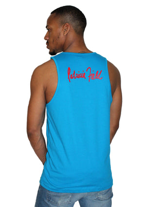 HOF x MARTINÉ Tank - Turquoise