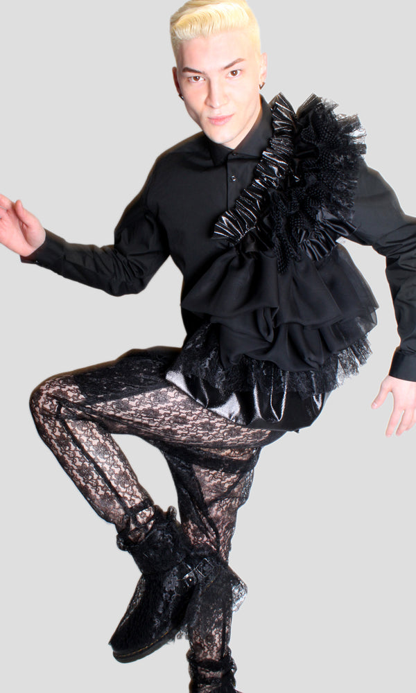 DOPE Lace Harem Pants