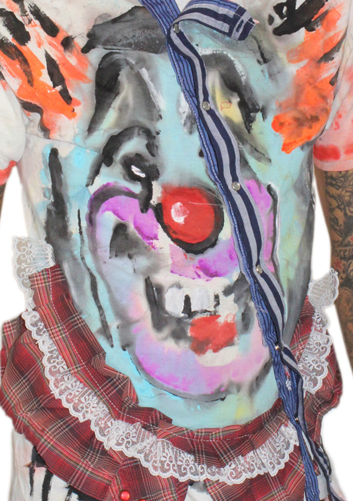 Peek a Boo Clown T-Shirt