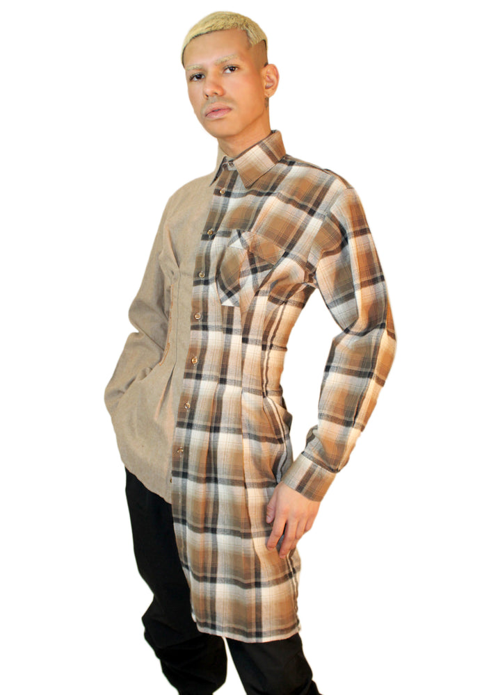 Hybrid Button Up Shirt