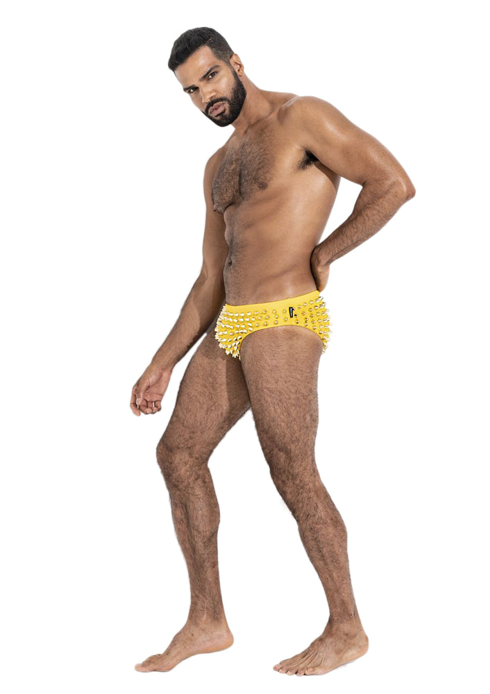 Summer Speedo - Yellow