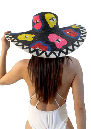 Respect the Gap Floppy Beach Hat