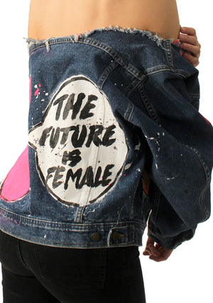 The Future is FEMALE! Jacket