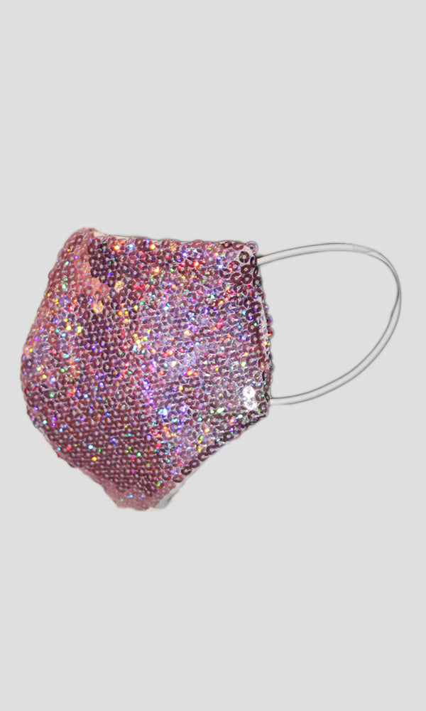 Sequin Bling Mask - More colors