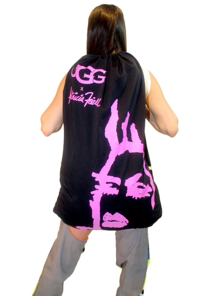 UGG x Patricia Field Collab Oversized Bag