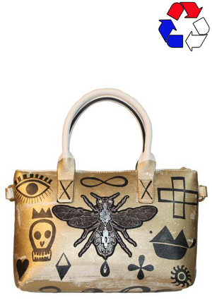 Scarab Beetle Hand bag