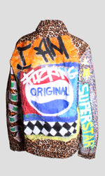 Leopard Original Graffiti Jacket