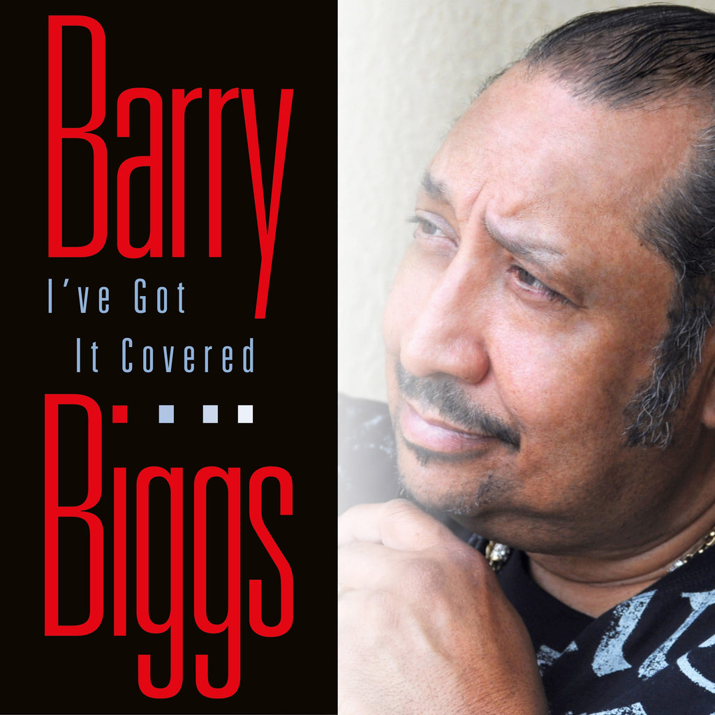 Barry Biggs - I've Got This Covered - CD