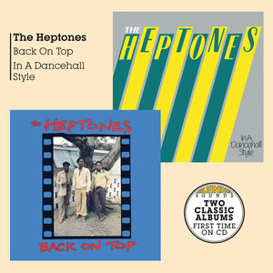 The Heptones - Back On Top + In A Dancehall Style - CD Album