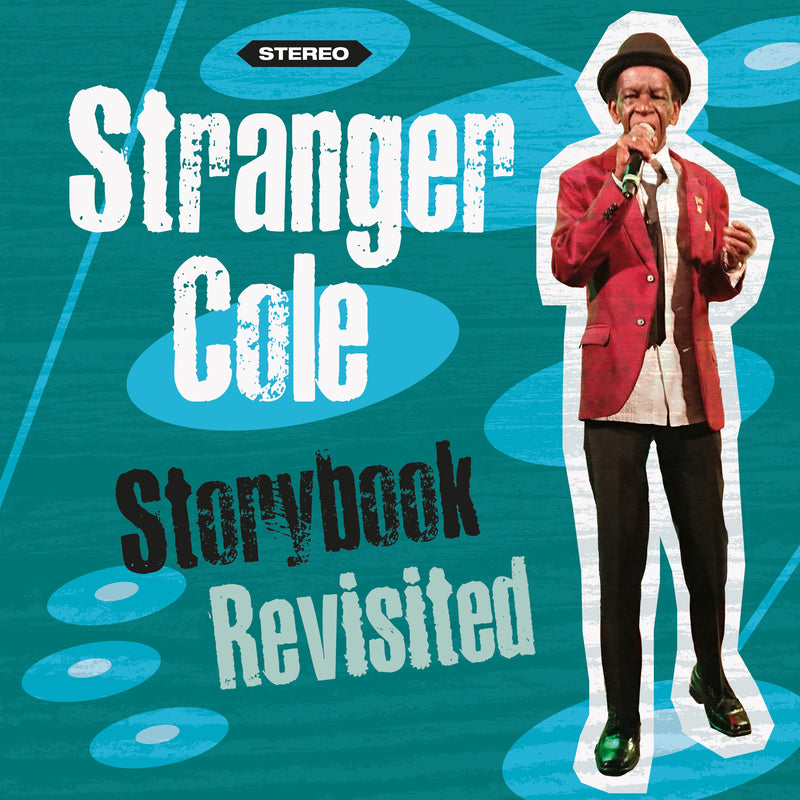 Stranger Cole - Storybook Revisited - CD Album - Secret Records Limited