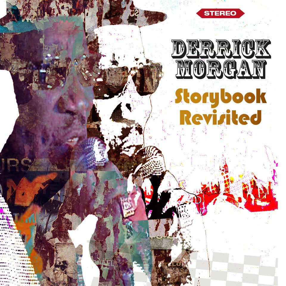 Derrick Morgan - Storybook Revisited - Secret Records Limited