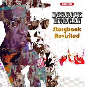 Derrick Morgan - Storybook Revisited - CD Album - Secret Records Limited