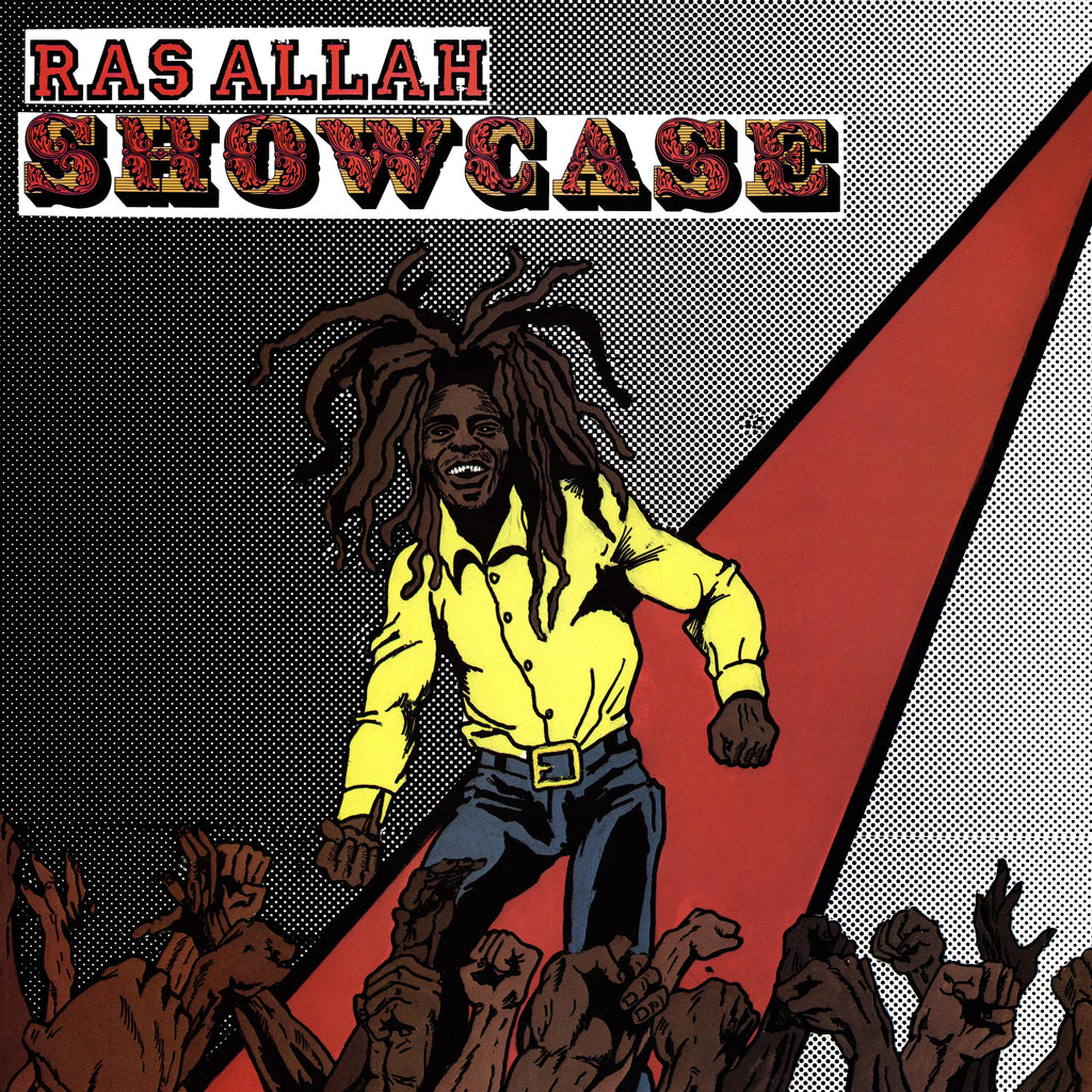 Ras Allah  - Showcase - LP VINYL