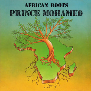 Prince Mohamed - African Roots - CD Album - Secret Records Limited
