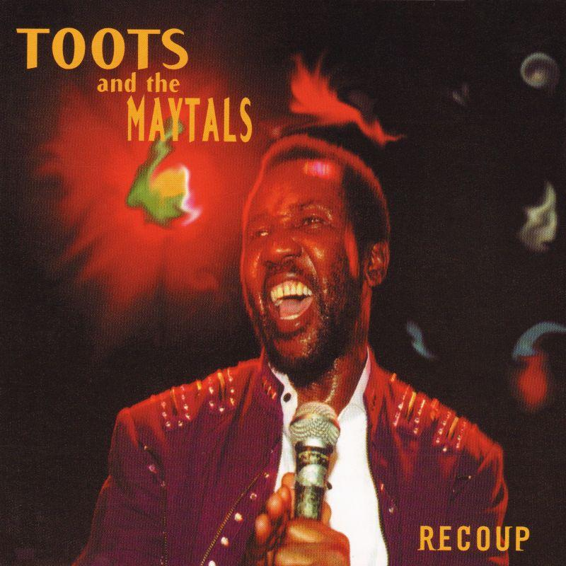 Toots And The Maytals - Recoup - CD Album - Secret Records Limited