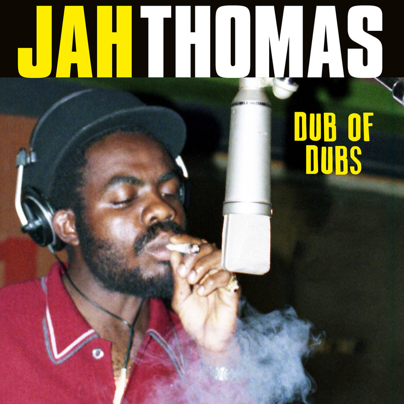 Jah Thomas - Dub of Dub - LP Vinyl ( White )