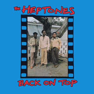 The Heptones - Back on Top - Red Vinyl  LP - Secret Records Limited