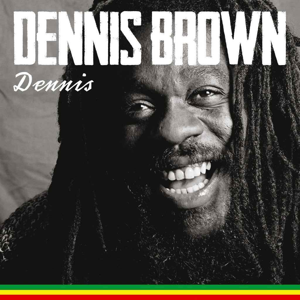 Dennis Brown - Dennis - LP Vinyl Album