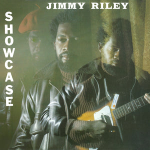 Jimmy Riley - Showcase - Vinyl LP - Secret Records Limited